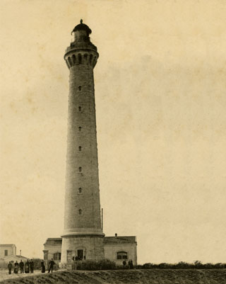 Phare en pierre