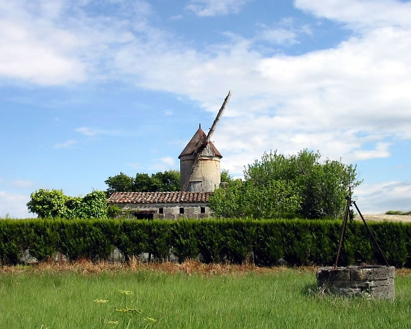 Moulin de Barabe